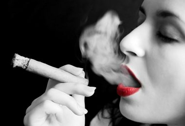 woman-smoking-cigar