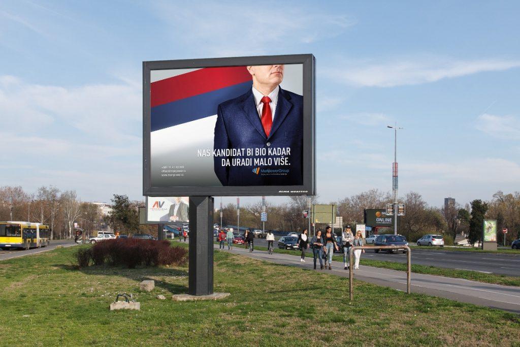 Predsednik u prostoru foto Dusica Stojanovic